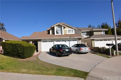Trabuco Canyon Single Family Home For Sale: 31865 Stoney Creek Road