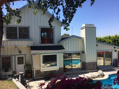 Studio City Single Family Home For Sale: 11771 Laurelwood Drive
