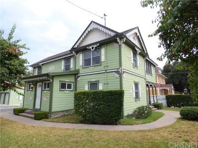 Pasadena Multi Family Home For Sale: 1108 N Raymond Avenue