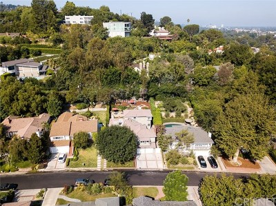 Studio City Single Family Home For Sale: 3963 Van Noord Avenue