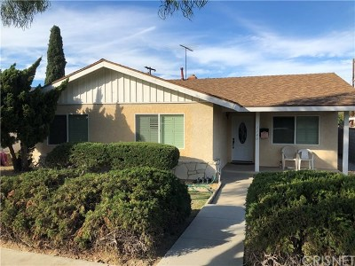 San Pedro Single Family Home For Sale: 1140 Westmont Drive