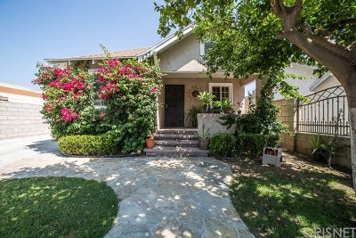 Los Angeles Multi Family Home For Sale: 1433 E 56th Street