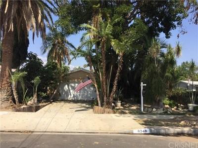 Panorama City Single Family Home For Sale: 8346 Sparton Avenue