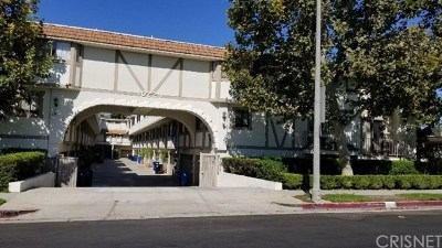 Chatsworth Condo/Townhouse For Sale: 10229 Variel Avenue #10