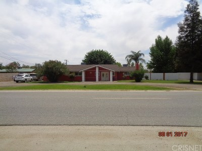 Bakersfield Single Family Home For Sale: 13951 Meacham Road