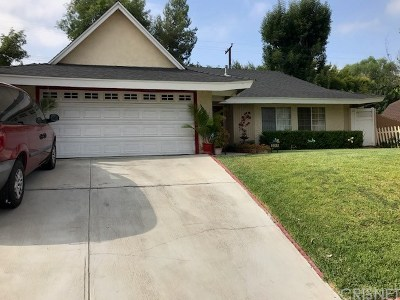 West Covina Single Family Home For Sale: 3044 E Valley View Avenue