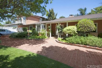 Toluca Lake Single Family Home For Sale: 4728 Forman Lane
