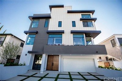 Toluca Lake Multi Family Home For Sale: 4945 Cahuenga Boulevard