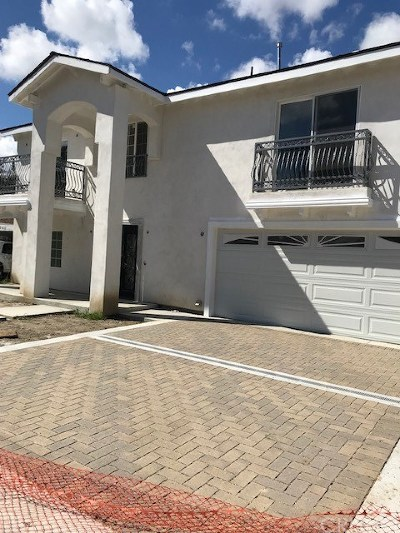 Lake Balboa Single Family Home Active Under Contract: 7421 N McLennan Avenue