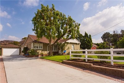 Sun Valley Single Family Home For Sale: 10329 Penrose Street