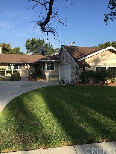 Mission Hills Single Family Home For Sale: 9946 Columbus Avenue