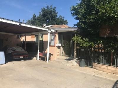 Reseda Single Family Home For Sale: 6635 Nestle Avenue