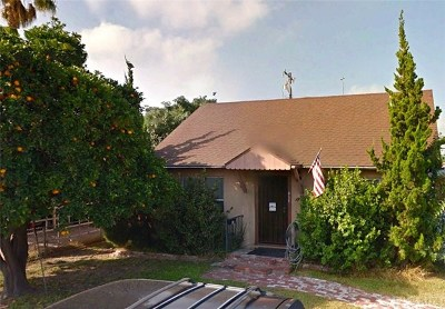Downey Single Family Home Active Under Contract: 7952 Brunache Street