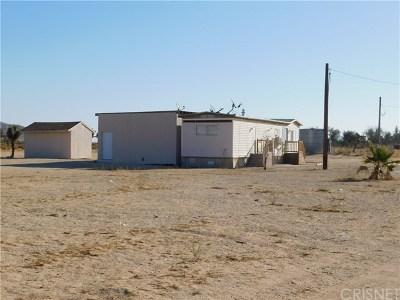 Mojave Single Family Home For Sale: 1665 E Balboa Avenue