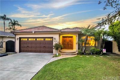 Studio City Single Family Home For Sale: 4325 Lemp Avenue