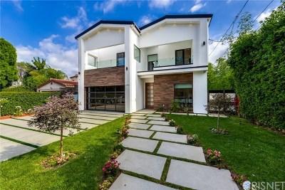 Studio City Single Family Home For Sale: 12732 Hortense Street