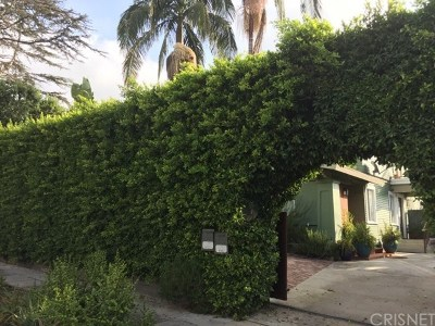 Los Angeles Single Family Home For Sale: 1912 Canyon Drive