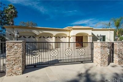 Woodland Hills Single Family Home For Sale: 4883 Calderon Road
