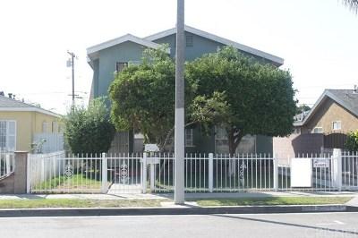 Maywood Multi Family Home For Sale: 3584 E 53rd Street