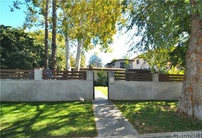 Valley Glen Single Family Home Active Under Contract: 5714 Buffalo Avenue