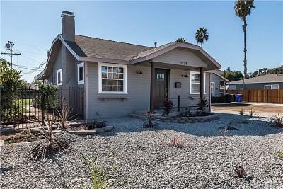 Hawthorne Single Family Home For Sale: 5124 W 131st Street