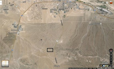 Barstow Residential Lots & Land For Sale: 888 Barstow Road