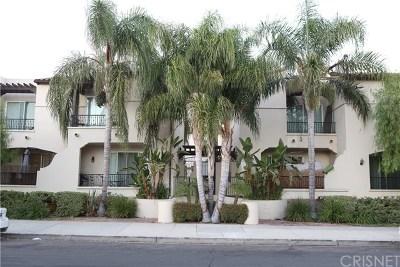 Encino Condo/Townhouse For Sale: 5753 White Oak Avenue #4