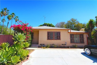 North Hollywood Single Family Home For Sale: 7126 Alcove Avenue