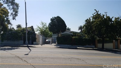 Los Angeles Multi Family Home For Sale: 2424 West Boulevard