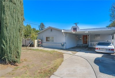 Sherman Oaks Single Family Home For Sale: 5860 Natick Avenue