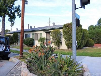 Burbank CA Multi Family Home For Sale: $799,000
