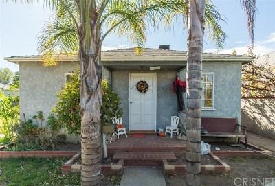 Van Nuys Multi Family Home Active Under Contract: 17238 Vanowen Street