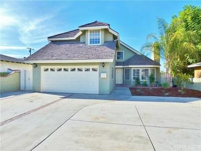 Covina Single Family Home For Sale: 807 N Banna Avenue
