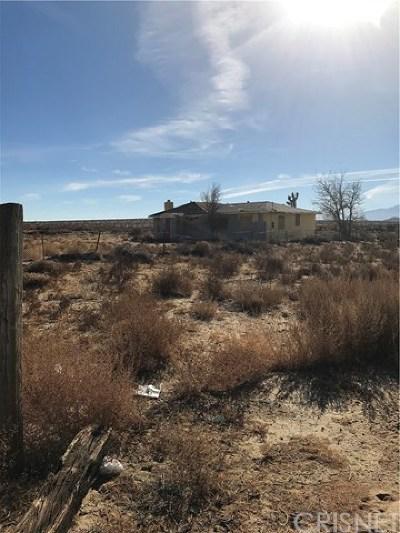 Palmdale Single Family Home For Sale: 21640 E Avenue O