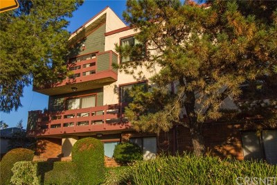 Studio City Condo/Townhouse For Sale: 4524 Tujunga Avenue #6