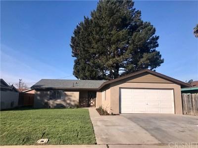 Santa Maria Single Family Home For Sale: 1629 Concord Avenue