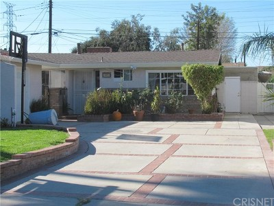 Mission Hills Single Family Home For Sale: 10977 Mascarell Avenue