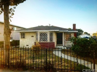 Lynwood Multi Family Home For Sale: 3358 Louise Street