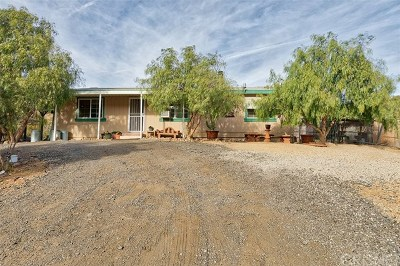 Acton Manufactured Home For Sale: 5235 Hubbard Road