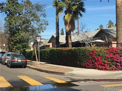 North Hollywood Multi Family Home For Sale: 11455 Tiara Street