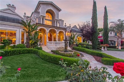 Brentwood, Calabasas, West Hills, Woodland Hills Single Family Home For Sale: 2737 Beacontree Lane