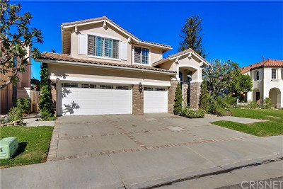 Rancho Santa Margarita Single Family Home For Sale: 5 Via Belmonte