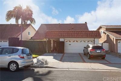 La Palma Single Family Home For Sale: 5822 Shasta Circle