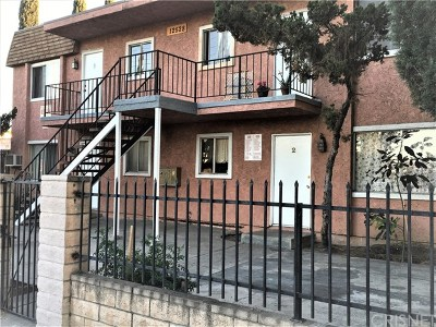 North Hollywood Multi Family Home For Sale: 12528 Vanowen Street