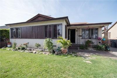 Lynwood Single Family Home For Sale: 11657 Lugo Park Avenue