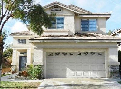 Rancho Cucamonga Single Family Home Active Under Contract: 8206 Highridge Place