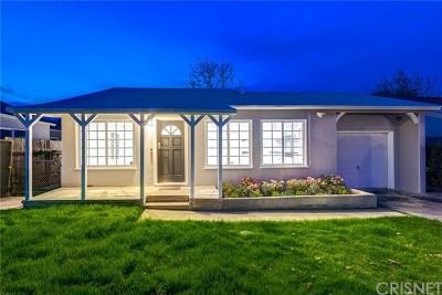 Lake Balboa Single Family Home For Sale: 7507 McLennan Avenue
