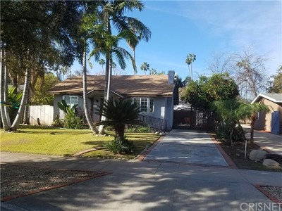 Pasadena Single Family Home For Sale: 1875 N Garfield Avenue