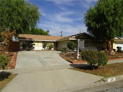 Corona Single Family Home For Sale: 205 E Rancho Road