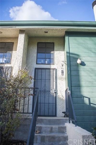 Sun Valley Condo/Townhouse Active Under Contract: 11107 Arminta Street #12